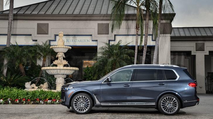 BMW X7: comfort e tecnologia, ecco il primo test