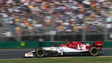 F1 Alfa Romeo Racing: Correa sarà il nuovo tester