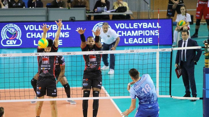 Volley: Champions League, Civitanova doma la Dinamo e va in semifinale
