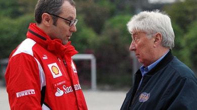 F1 Domenicali: «Troppo presto per giudicare la Ferrari»
