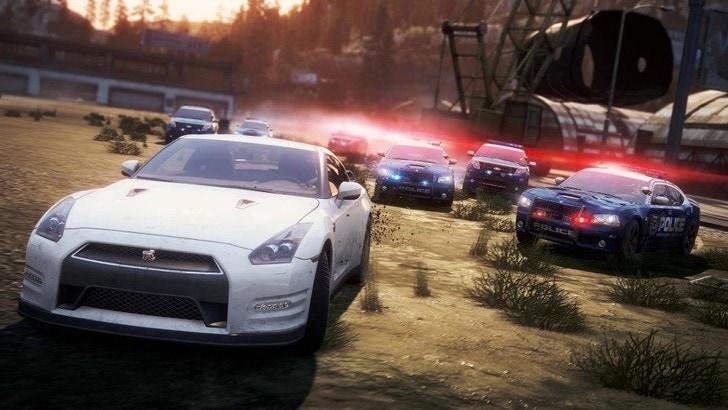 Need for Speed compie 23 anni: il primo titolo nel '96