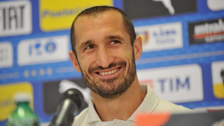 Italia, Chiellini: «Mancini ha portato serenità, fiducia ed entusiasmo»