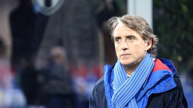 Italia, Mancini: «Da ora segneremo di più, Kean sa vedere la porta»