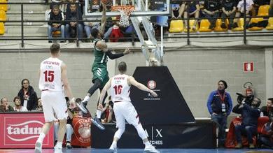Eurolega, l'Olimpia Milano deve arrendersi al Panathinaikos: 83-95