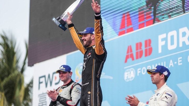ePrix Sanya, il trionfo di Vergne