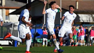 Italia, vittoria in rimonta per l'U19. Vincono anche U17 e U16