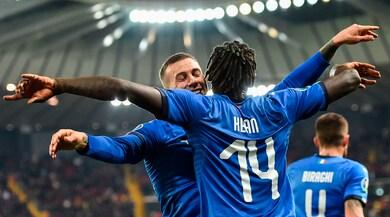 Buona la prima, l'Italia c'è: Barella e Kean battono la Finlandia