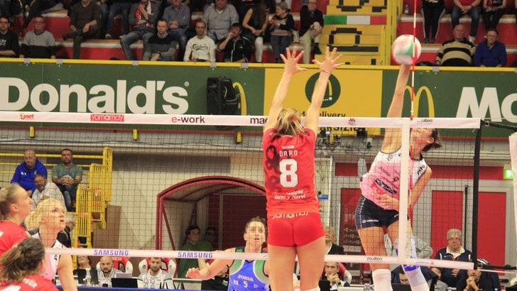 Volley: A1 Femminile, Busto batte Casalmaggiore e sale al quarto posto