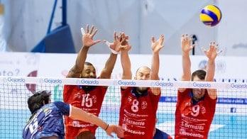 Volley: A2 Maschile, Girone Blu,Tuscania occasione persa, Cuneo vince in rimonta
