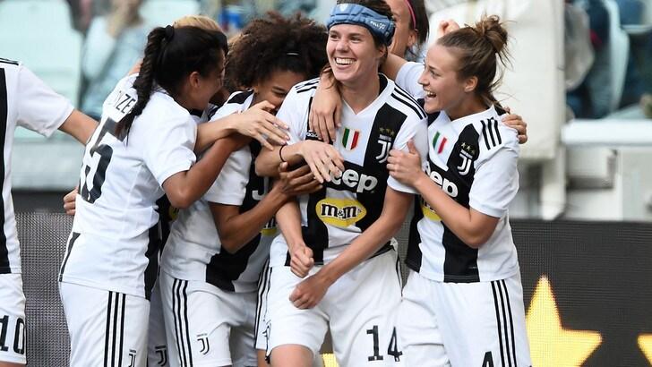Juventus-Fiorentina 1-0: Pedersen avvicina il sogno scudetto