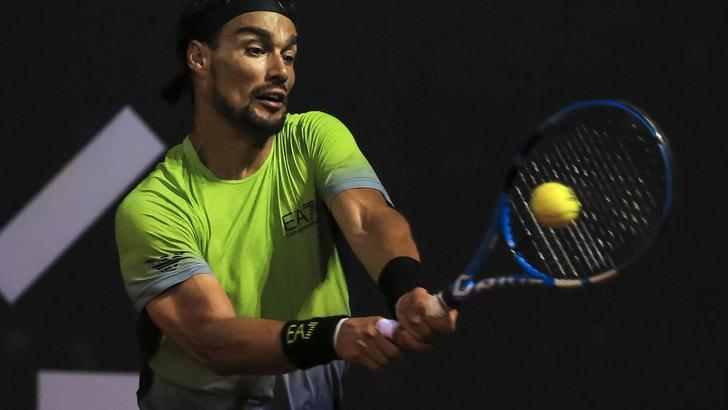 Tennis, Miami: Bautista-Agut batte Fognini, avanza Djokovic