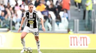 La Juve continua a vincere e riabbraccia le due stelle Bonansea e Salvai