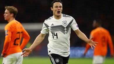 Euro 2020: Germania, colpaccio con l'Olanda. Vincono Polonia e Belgio, Croazia ko