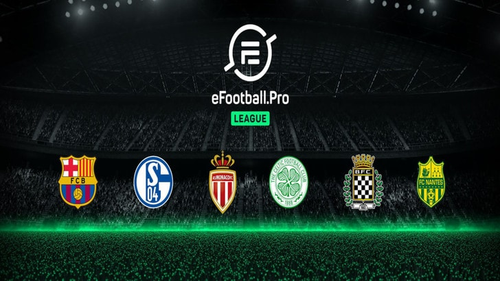 eFootball Pro League: Celtic e Barcelona alla fase finale