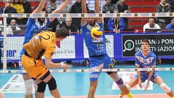 Volley: A2 Maschile, Girone Bianco, Mondovì, Brescia Reggio Emilia e Spoleto ai Play Off