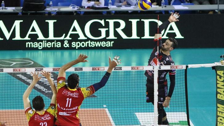 Volley: Superlega, chiusa la Regular Season, definita la griglia Play Off
