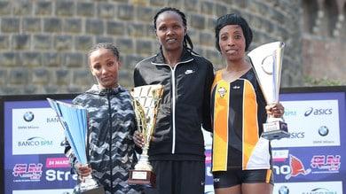 44° Edizione della Stramilano Half Marathon: Kenia batte tutti