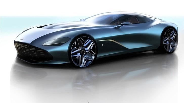 Aston Martin DBS GT Zagato, coupé gioiello per il centenario
