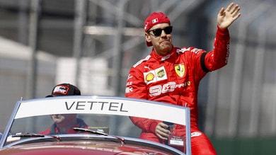 F1 Ferrari, Vettel: «In Bahrain vietato commettere errori»
