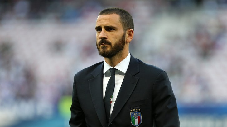 Italia, Bonucci: «Kean è rimasto alla Juventus grazie a me e Chiellini»