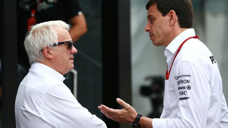 F1 Mercedes, Wolff: «In Bahrain saremo gli sfidanti»