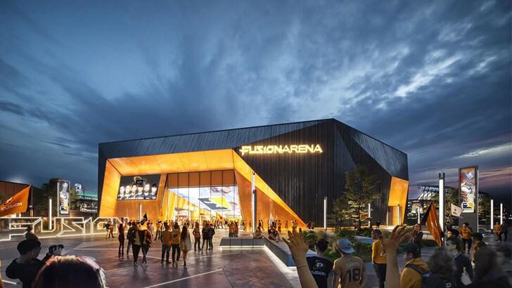 Ecco la nuova Arena dell'esport a Philadelphia