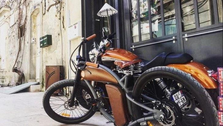 Rayvolt: lo stile delle moto per le bici elettriche