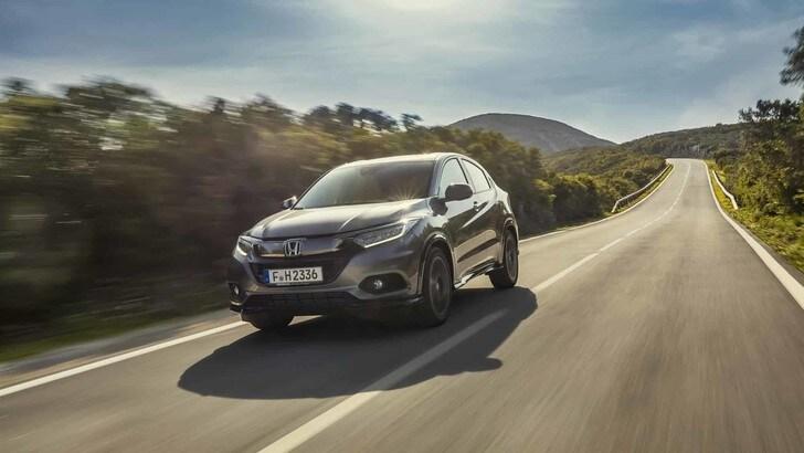 Honda HR-V Sport, il SUV pronto ad ogni situazione