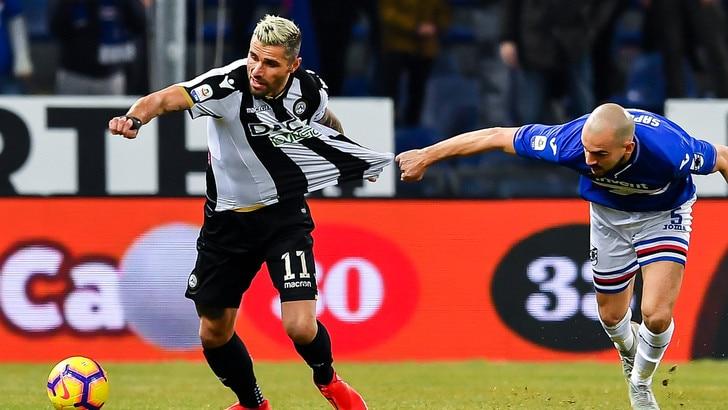 Serie A Udinese, in gruppo Behrami, Badu e Samir