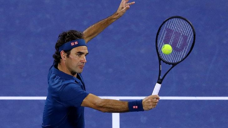 Tennis, Miami: Federer ai quarti, Auger-Aliassime nella storia del torneo