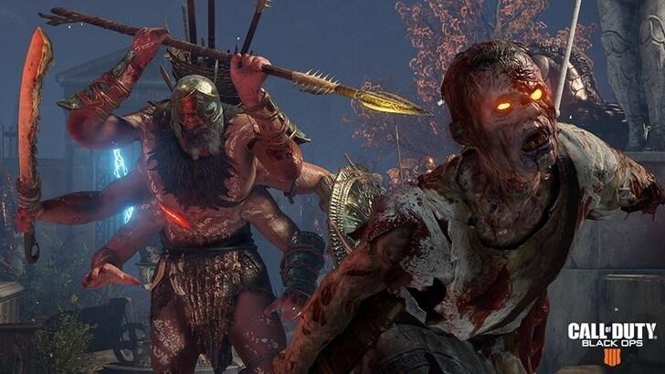CoD Black Ops: Ancient Evil disponibile su PS4