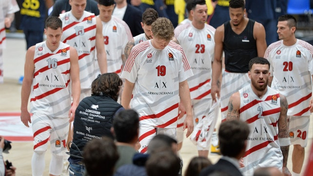 Basket, Eurolega: l'Olimpia cade ancora, trionfa il Fenerbahce