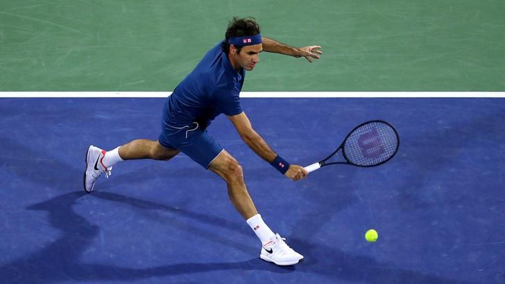 Tennis, Miami: la seconda semifinale è Federer-Shapovalov