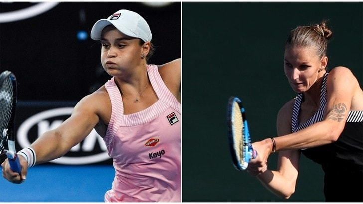 Tennis, Miami: la finale è Barty-Pliskova