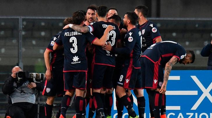 Chievo-Cagliari 0-3: Pisacane, Joao Pedro e Ionita, il tris della salvezza