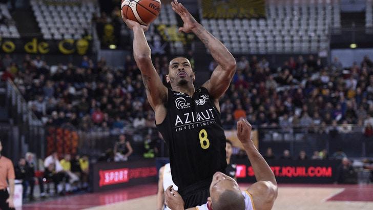 Basket Serie A2, Bergamo travolge la Virtus Casino: 70-99