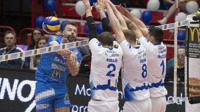 Volley: A2 Maschile, Girone Bianco chiusa la Regular Season, Spoleto è seconda