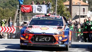 Rally Corsica: Neuville vince davanti a Ogier