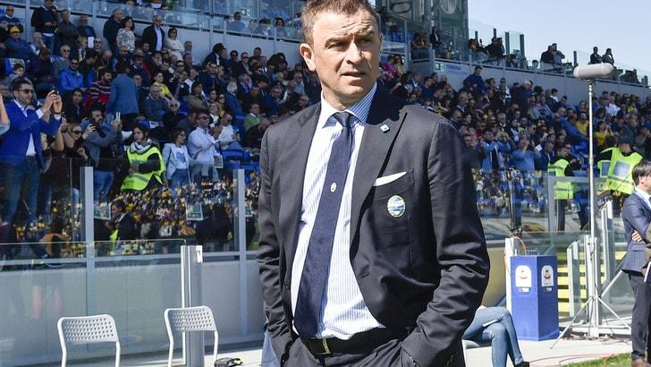 Serie A Spal, Semplici: «Il Frosinone ci ha provato in tutti i modi»