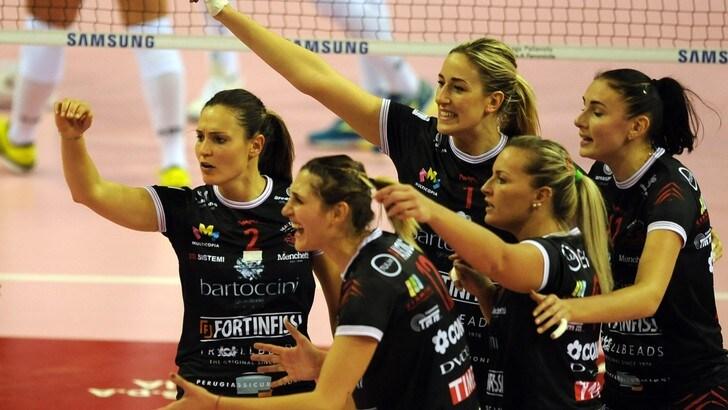 Volley: A2 Femminile, Cutrofiano salva, con Roma e Olbia retrocede Marsala