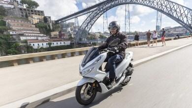 Guida in autostrada e tangenziale anche per gli Scooter 125