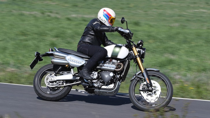 Test: nuove Triumph Speed Twin e Scrambler 1200 XE