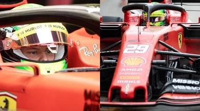 Ferrari, oggi è il giorno di Mick Schumacher
