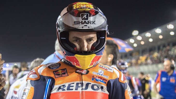 MotoGp Honda, Lorenzo: «Partendo ho attivato il pit limiter»