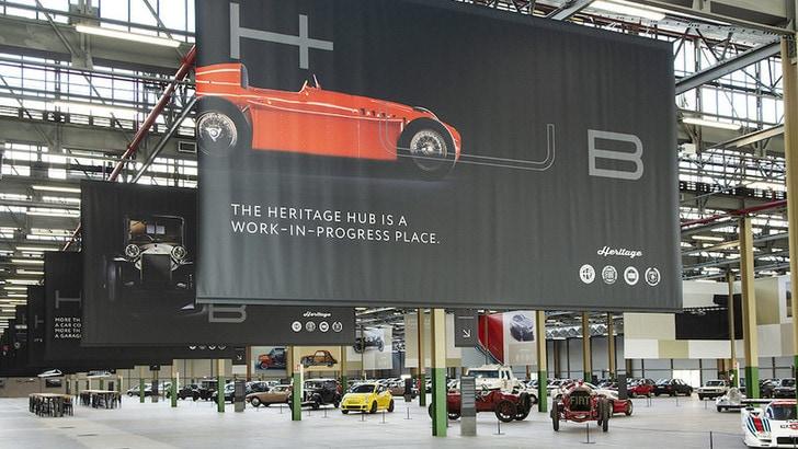 FCA Heritage Hub: 100 anni di evoluzione