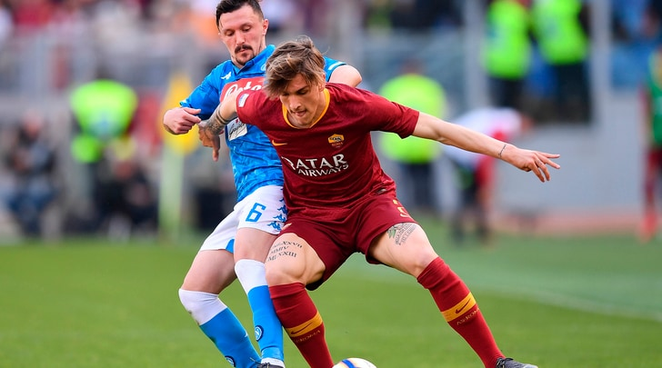 As:«Il Real segue Zaniolo, ma sta già parlando con la Juve»