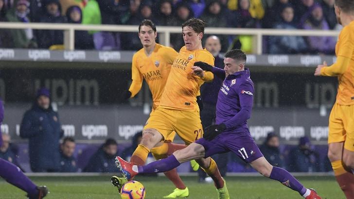 Diretta Roma-Fiorentina ore 21: probabili formazioni e dove vederla in tv