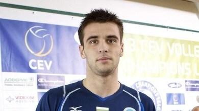Volley: A2 Maschile, Todor Valchev, un bulgaro nella rosa di Macerata