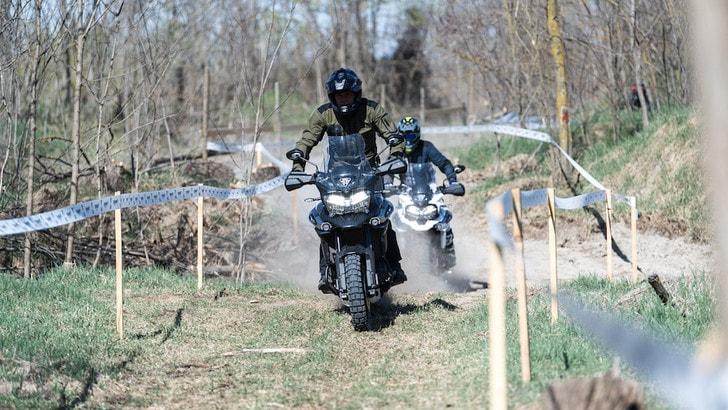 Triumph Adventure Experience, a scuola di off-road
