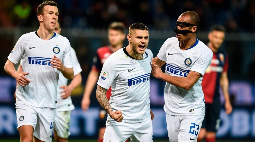 Risultati immagini per genoa - Inter